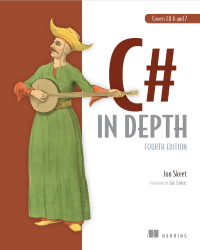 Cover of C# in Depth